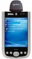 Dell Axim x51 with Socket Scanner