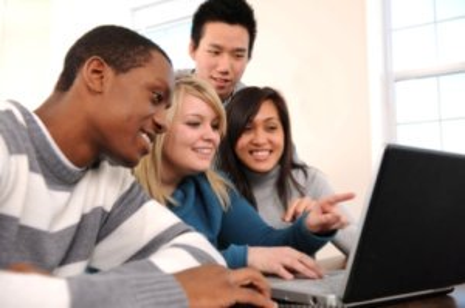 Teens make money online