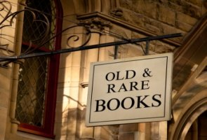 Used book stores can be good sources for books
