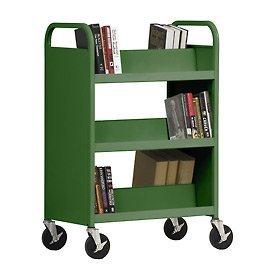 book carts 3 shelf