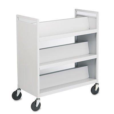 book shopping cart