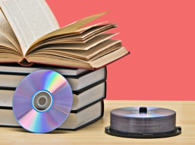 Books, CDs, and DVDs Earn Huge Profits
