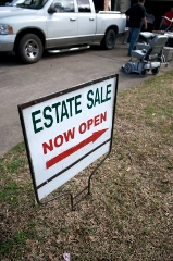 Earn big profits with estate sales.
