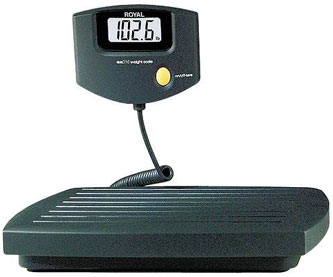 personal digital postal scales