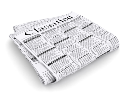 Classified advertising websites can be goldmines